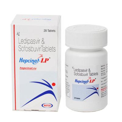 Препарат Hepcinat LP