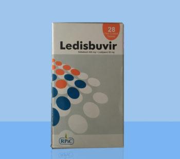 Препарат Ledisbuvir