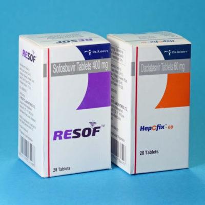 Комплекс Resof & Hepcfix