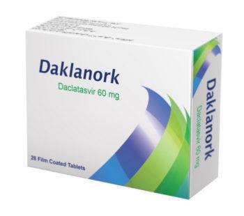 Препарат Daklanork