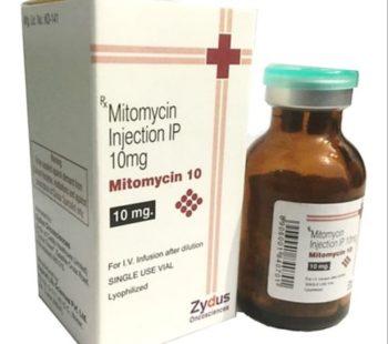 Препарат Mitomycin 10