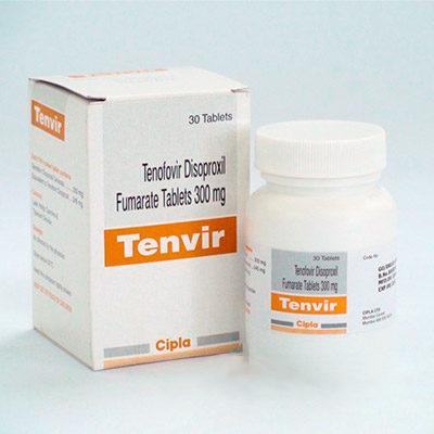 Препарат Tenvir